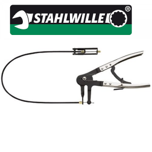 [스타빌레]STAHLWILLE 호스클램프플라이어 10623/2 전장300mm 무게565g (Stahlwille 10623-2 Remote Hose Clip Plier with Bowden Cable)